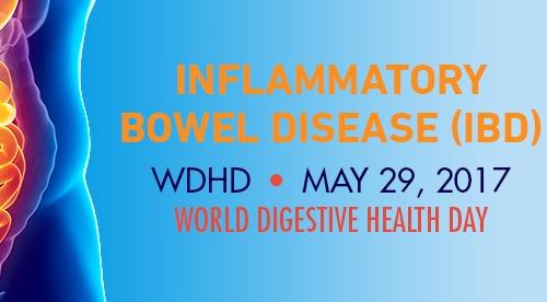 La Journée Mondiale de santé digestive WDHD 2017