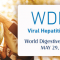 World Digestive Health Day 2018 Viral Hepatitis, B and C